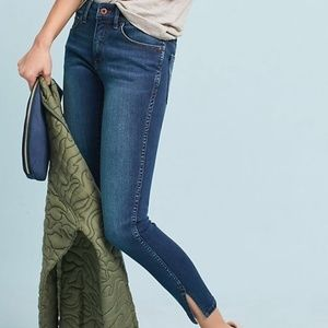 [Pilcro And The Letterpress] Mid Rise Skinny Jean